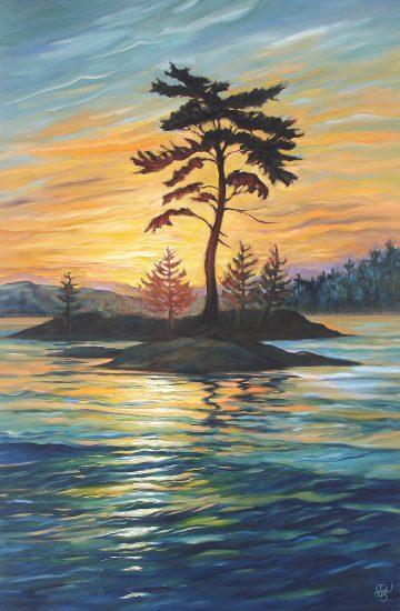 Svorai O 5 Equinox swept pine
