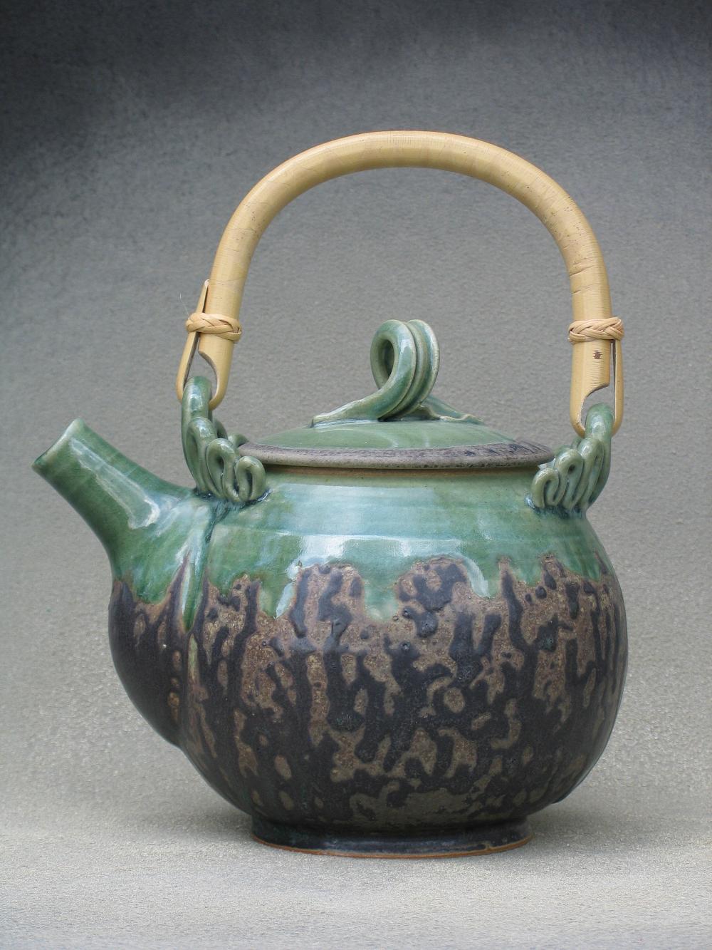 EVP Tea Pot